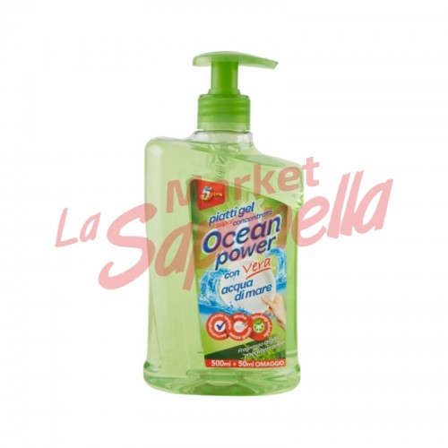Ocean power detergent de vase concentrat-550ml